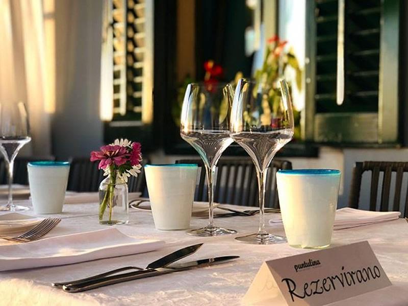 Restaurant Puntulina Rovinj - Reservations